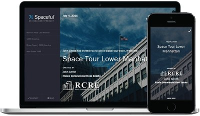 Transform your CRE space tours for the digital age with Xceligent Spaceful