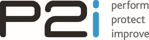P2i Logo (PRNewsFoto/P2i) (PRNewsFoto/P2i)