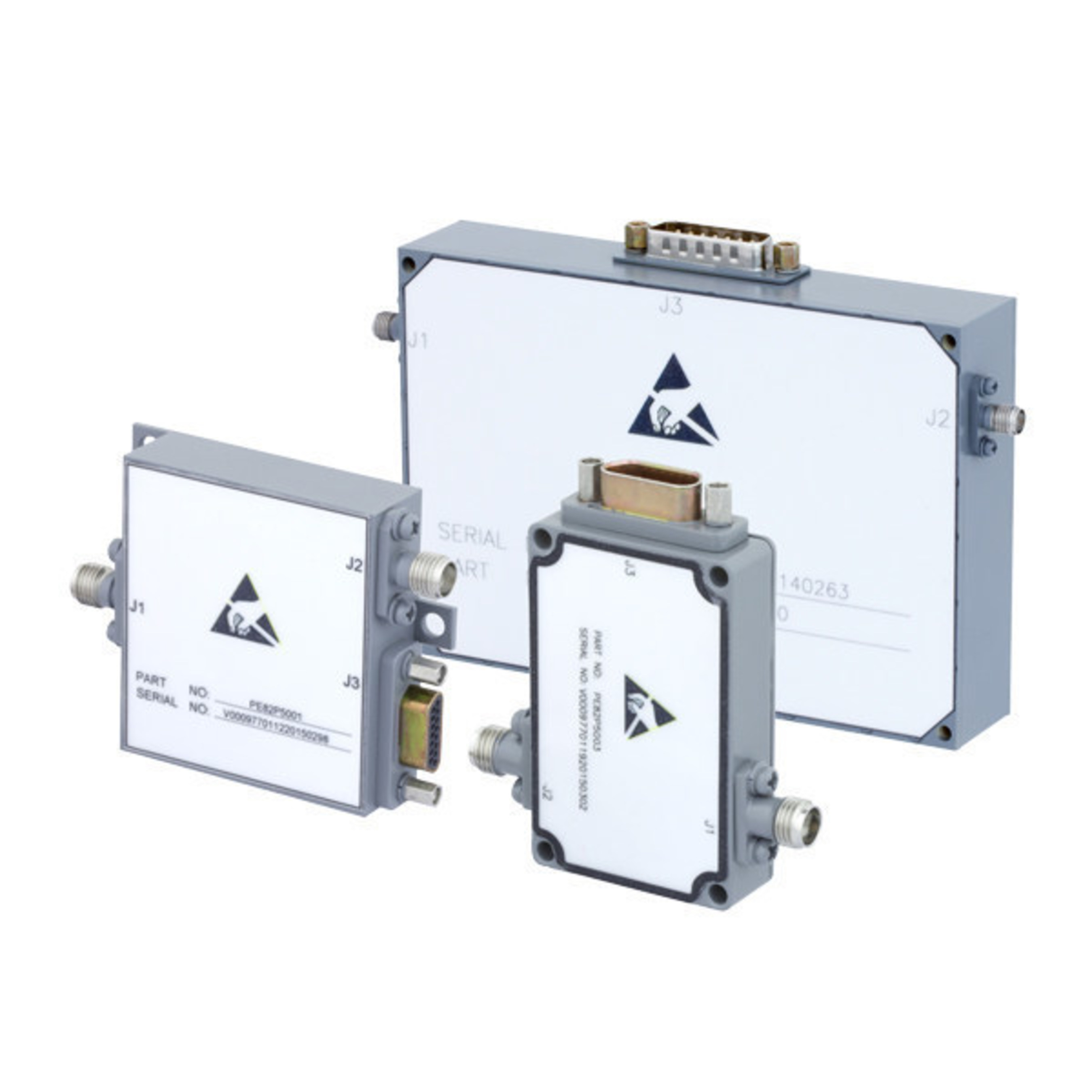 New 8-Bit Digital Phase Shifters from Pasternack Offer 360 Degrees of Highly Accurate Variable