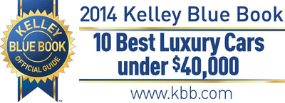 Visit KBB.com for the top luxury cars that won't break the bank.