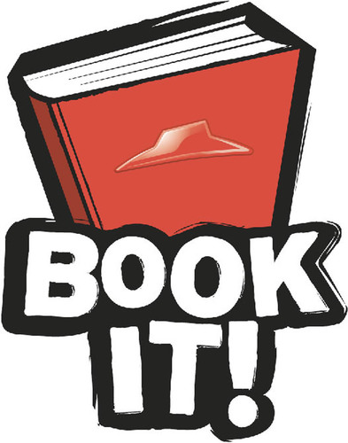 BOOK IT! logo.  (PRNewsFoto/Pizza Hut)