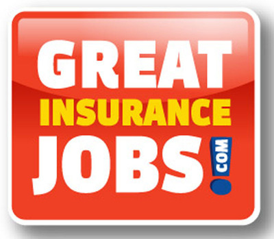 GreatInsuranceJobs.com great insurance jobs claims underwriting actuary agency recruiter.  (PRNewsFoto/GreatInsuranceJobs.com)