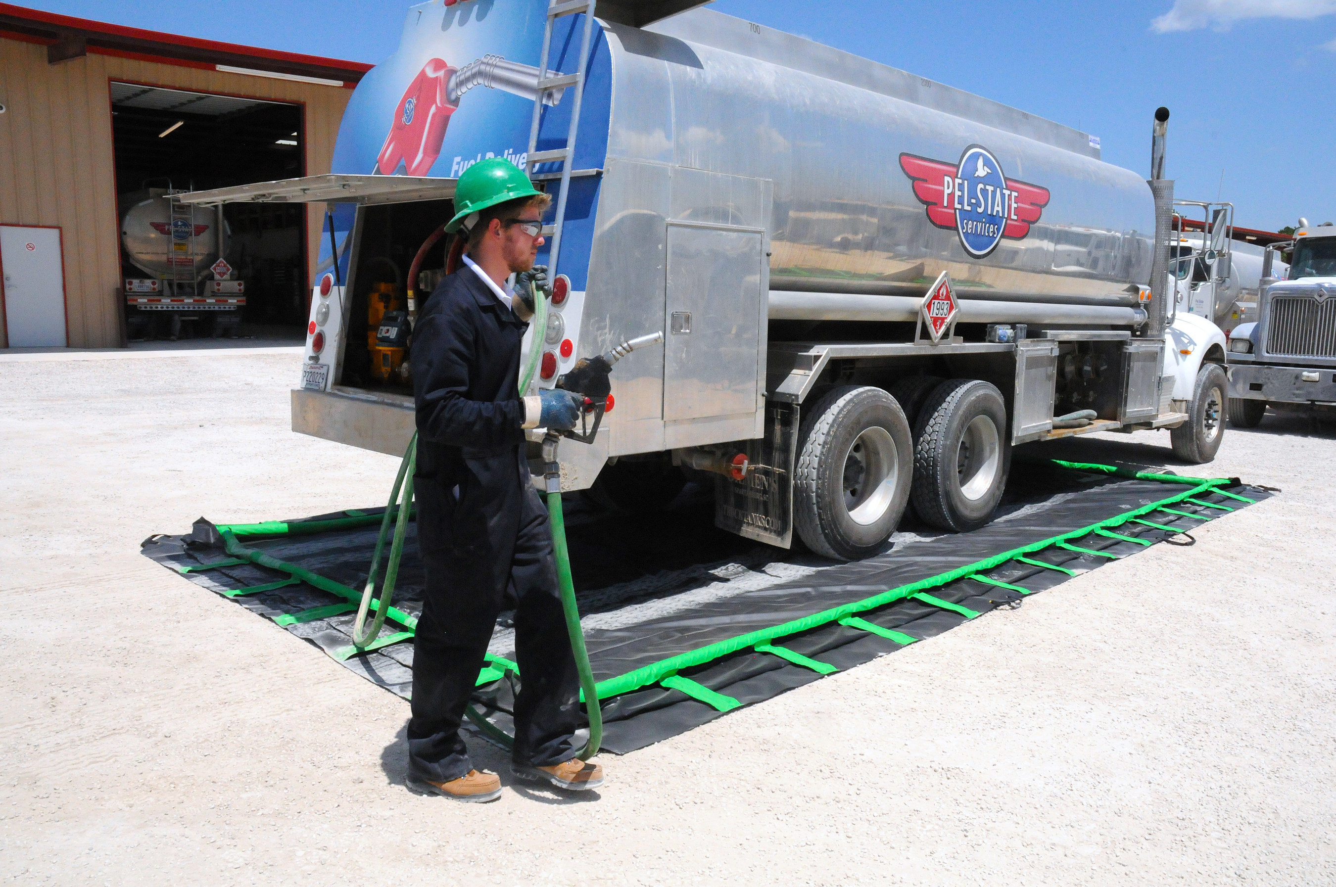 A Better Way To Contain Spills From Tanker Trucks And Other Vehicles
