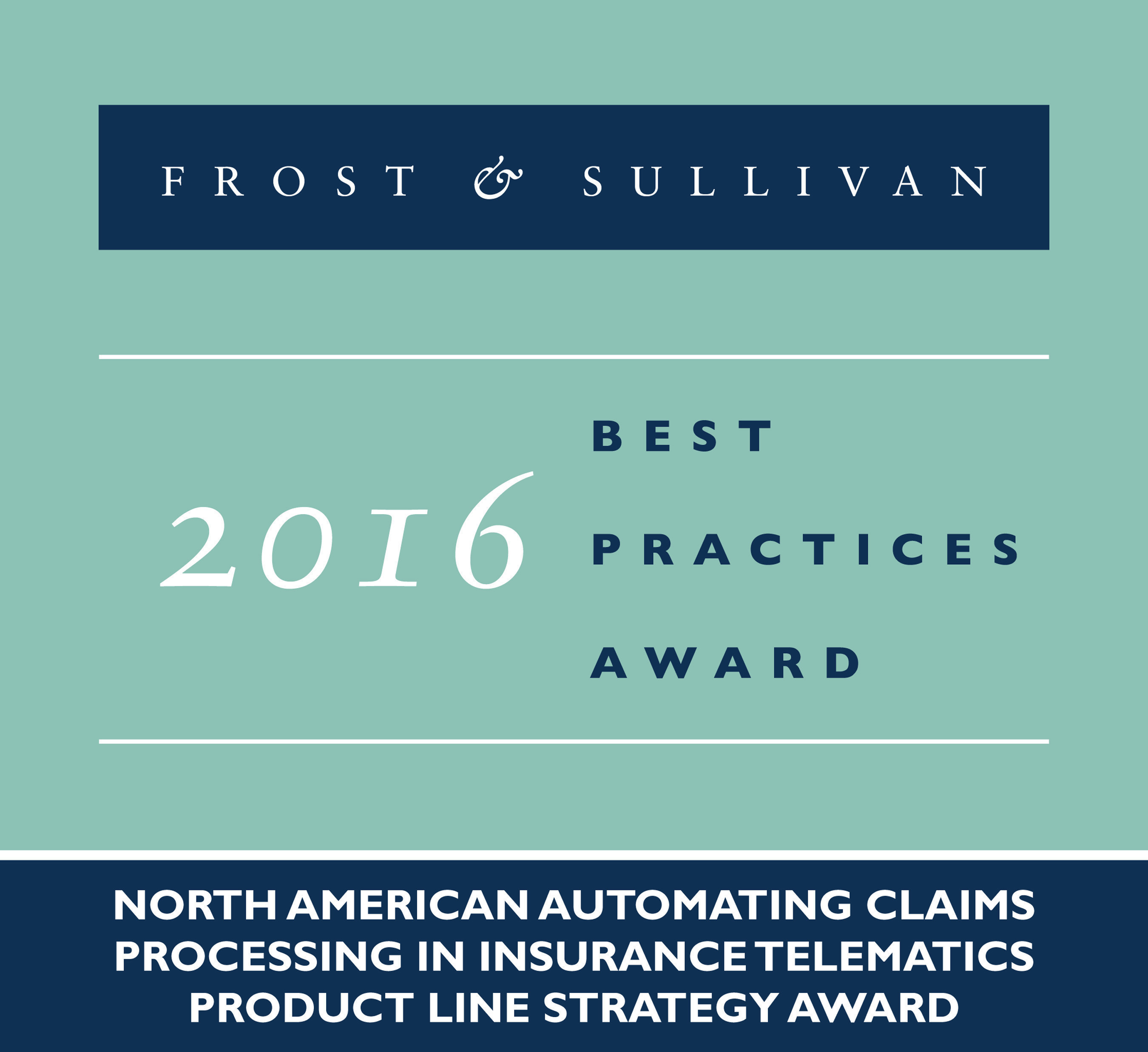 Understanding And Addressing Processing >> Frost Sullivan Announces Calamp As Recipient Of 2016 Product Line