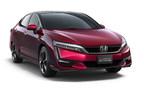 Honda Clarity Fuel Cell Sedan Makes North American Debut at 2015 Los Angeles Auto Show