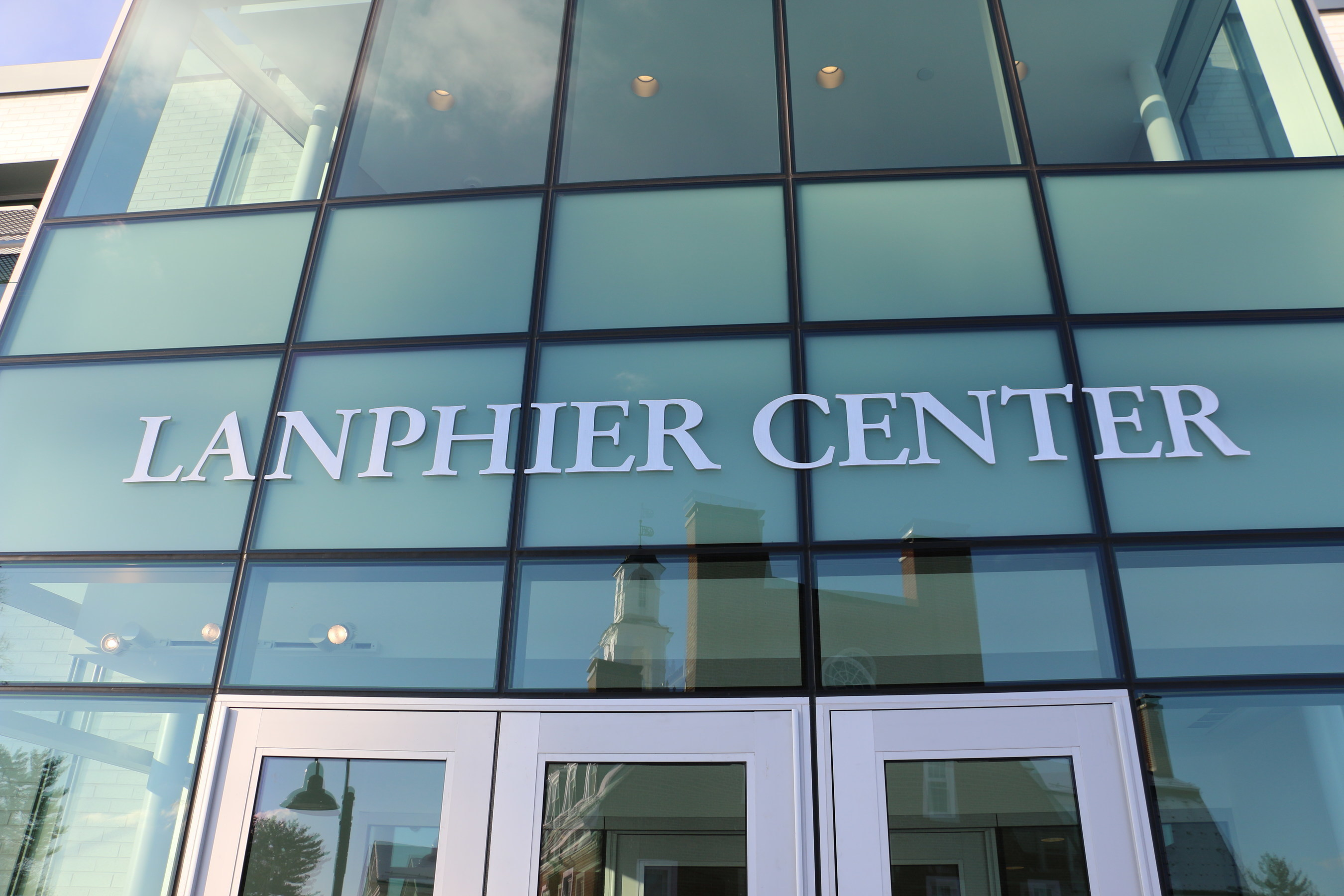 Choate Rosemary Hall Dedicates Lanphier Center for Mathematics and Computer Science