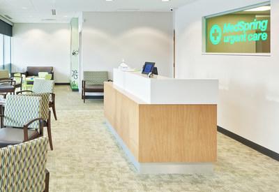 MedSpring Urgent Care in Lantana, TX
