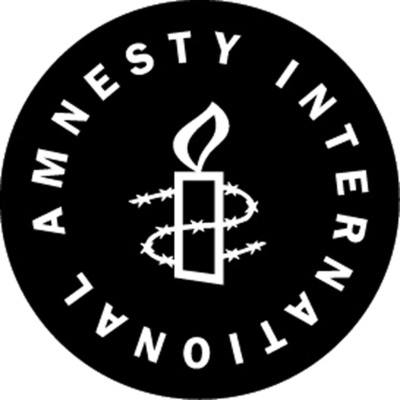 Amnesty International Logo. (PRNewsFoto/Amnesty International)