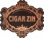 Cigar Zin logo.  (PRNewsFoto/Deutsch Family Wine & Spirits)