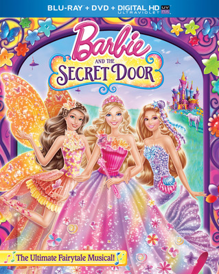 From Universal Studios Home Entertainment: Barbie(TM) and the Secret Door