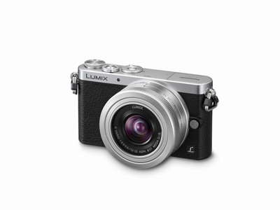 Stay in Style with an Ultra Compact DSLM (Digital Single Lens Mirrorless) Camera. (PRNewsFoto/Panasonic) (PRNewsFoto/PANASONIC)