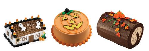 "This Halloween, Enjoy ""Boo!-tiful"" Ice Cream Cakes From Baskin-Robbins(PRNewsFoto/Baskin-Robbins)"