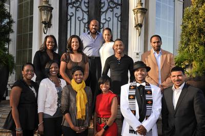 2011 Disney's Dreamers Academy Panel of Judges.  (PRNewsFoto/Walt Disney World Resort)