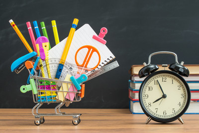 "50% of consumers are still shopping for back-to-school the last half of August; while most are ""window shopping"" on their mobile devices, 85% still prefer to buy from a physical store."