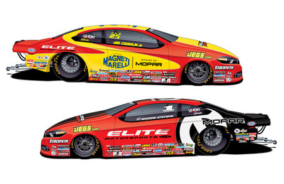 Back-to-back NHRA Pro Stock champ Erica Enders and five-time overall Pro Stock title winner Jeg Coughlin Jr. will lead the charge for the Mopar brand in 2016 in the popular factory hot rod class.