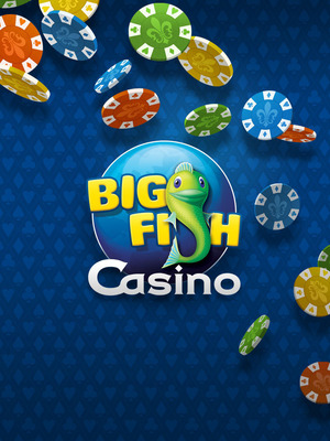 """Big Fish Casino"" is currently the #1 top-grossing app in the Casino Genre worldwide, according to independent data provided by App Annie Intelligence.  As the dominant leader in real-time, synchronous mobile-social casino gameplay, Big Fish has seen ""Big Fish Casino's"" revenue triple over the past year.  (PRNewsFoto/Big Fish)"