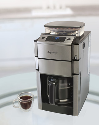 Capresso CoffeeTEAM PRO Glass (PRNewsFoto/Capresso)