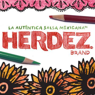 La marca HERDEZ(R) encarga obras de arte a traves de un concurso unico para colorear disenos del Dia de los Muertos