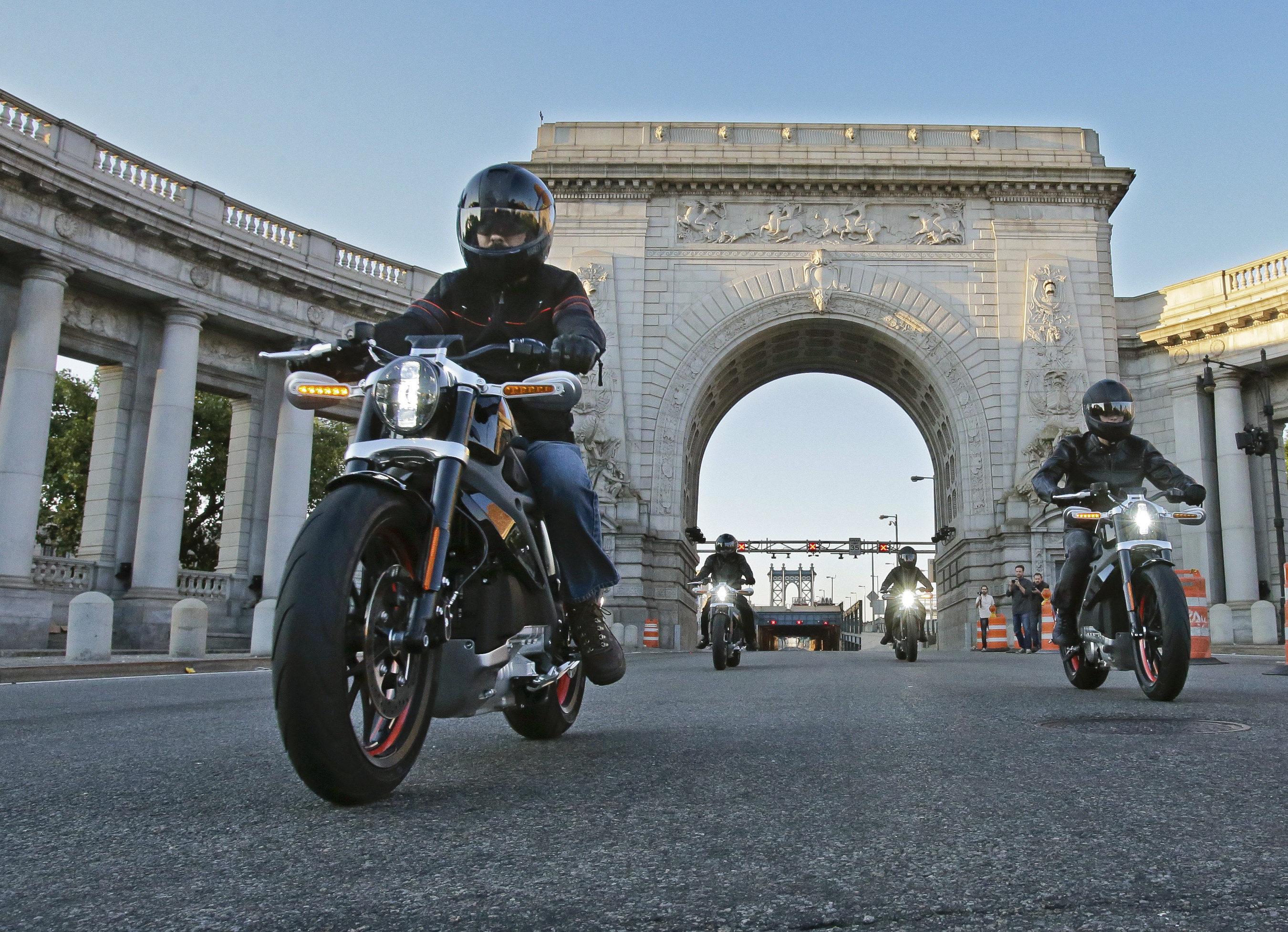 Harley-Davidson® Project LiveWire™ Experience Tour Expands To ...