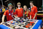JCPenney Sponsors 500 FIRST® Robotics Teams Nationwide
