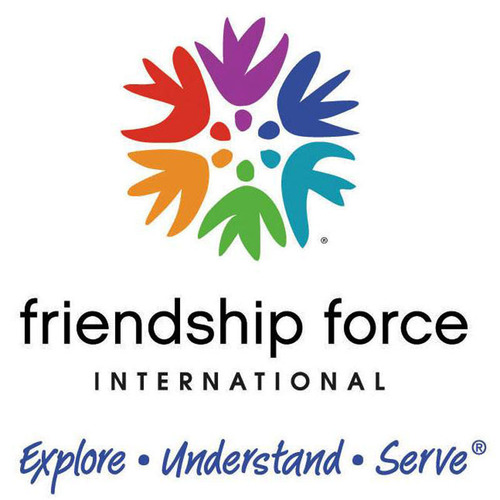 Friendship Force International's logo reflects its mission to explore, understand and serve.  (PRNewsFoto/Friendship Force International)