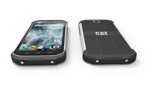 The new Cat S40 (PRNewsFoto/Cat phones) (PRNewsFoto/Cat phones)