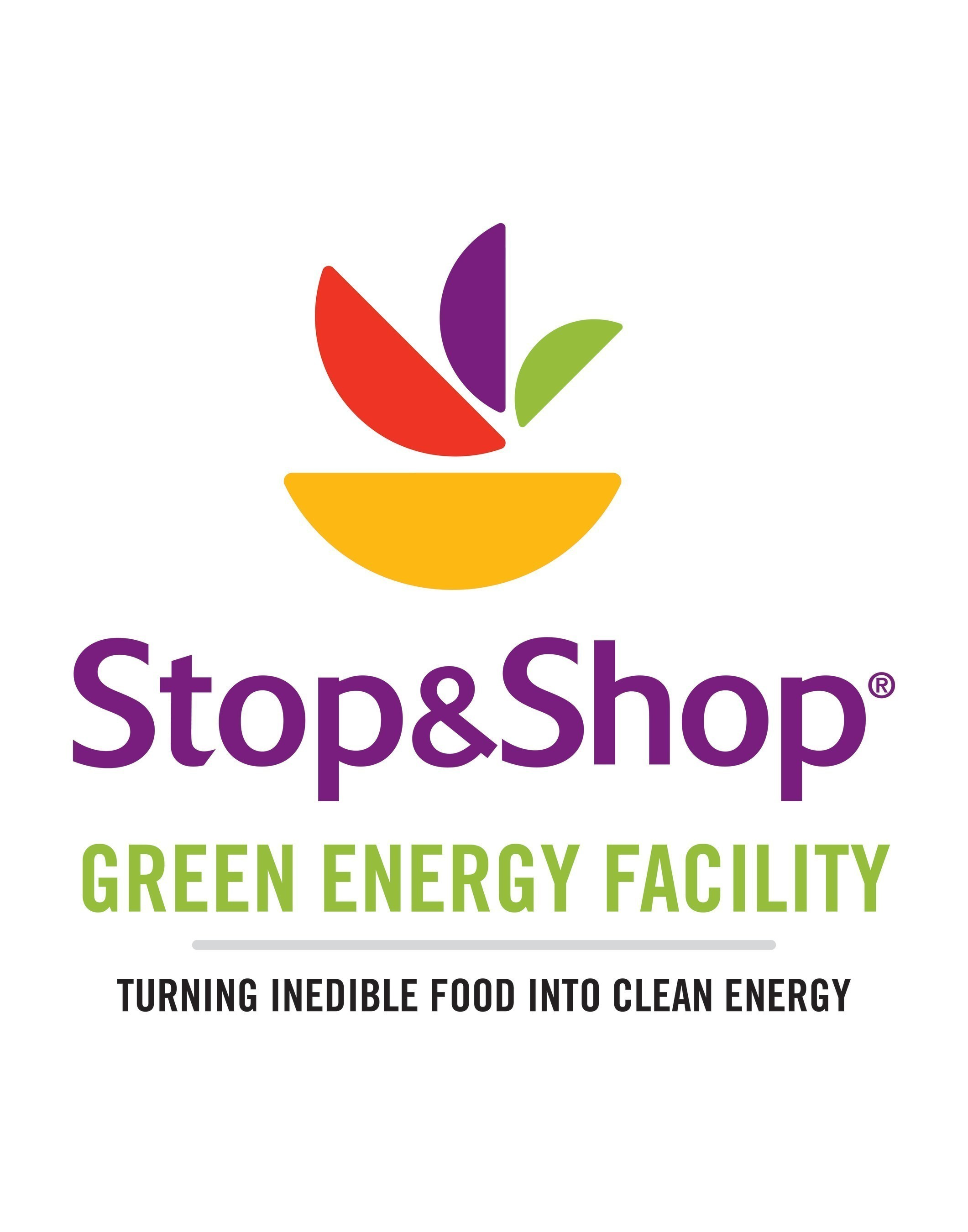 Stop & Shop Green Energy Facility Logo