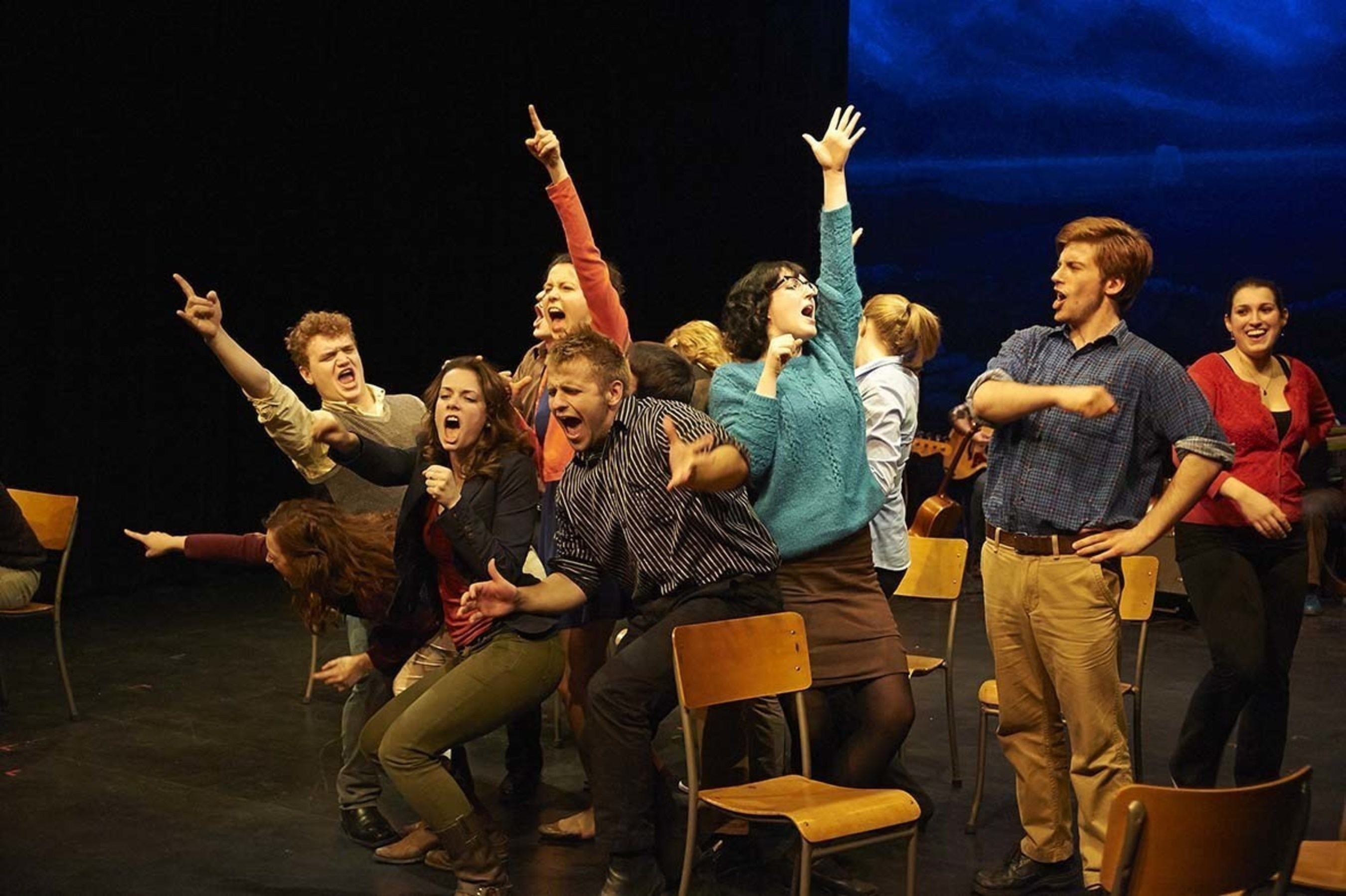 Media Advisory - Join CMTP as we go back to Gander where Come From Away began