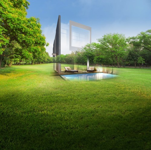DAMAC Properties Launches AKOYA Imagine Plots - A Unique Opportunity to Invest in Land in a Golf Community in Dubai (PRNewsFoto/DAMAC Properties)