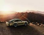 911 10 Year Anniversary Edition.  (PRNewsFoto/Porsche China)
