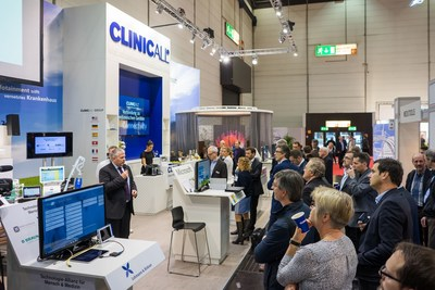 Year-end spurt 2015: ClinicAll takes stock of an exceptionally successful year (PRNewsFoto/ClinicAll) (PRNewsFoto/ClinicAll)