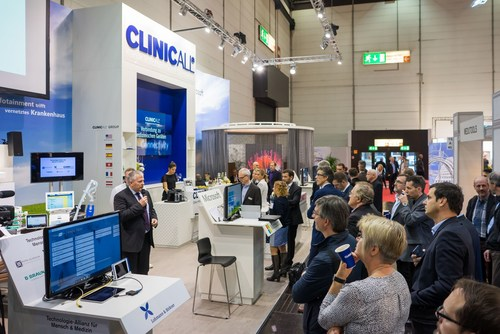 Year-end spurt 2015: ClinicAll takes stock of an exceptionally successful year (PRNewsFoto/ClinicAll) ...
