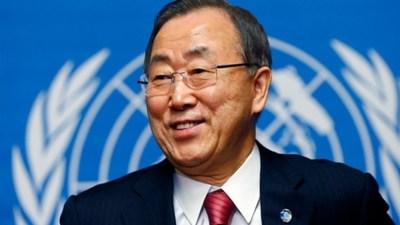 Ban Ki-moon, Secretary-General of the United Nations