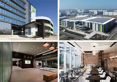 Goodman Raises Japanese Industrial Design Standards with the Completion of Goodman Sakai, Osaka Bay