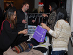 AVE Union residents shop a variety of local boutiques and vendors from the comfort of home at the community's annual holiday event.  (PRNewsFoto/AVE)