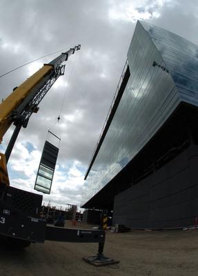 Hyundai Motor America's New Headquarters Is One Step Closer To Completion.  (PRNewsFoto/Hyundai Motor America)