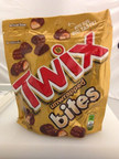 TWIX (R) Brand Unwrapped Bites 7 oz. Stand Up Pouch with the code date: 421BA4GA60 (PRNewsFoto/Mars Chocolate North America)