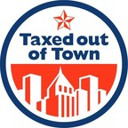 Taxed Out of Town Logo