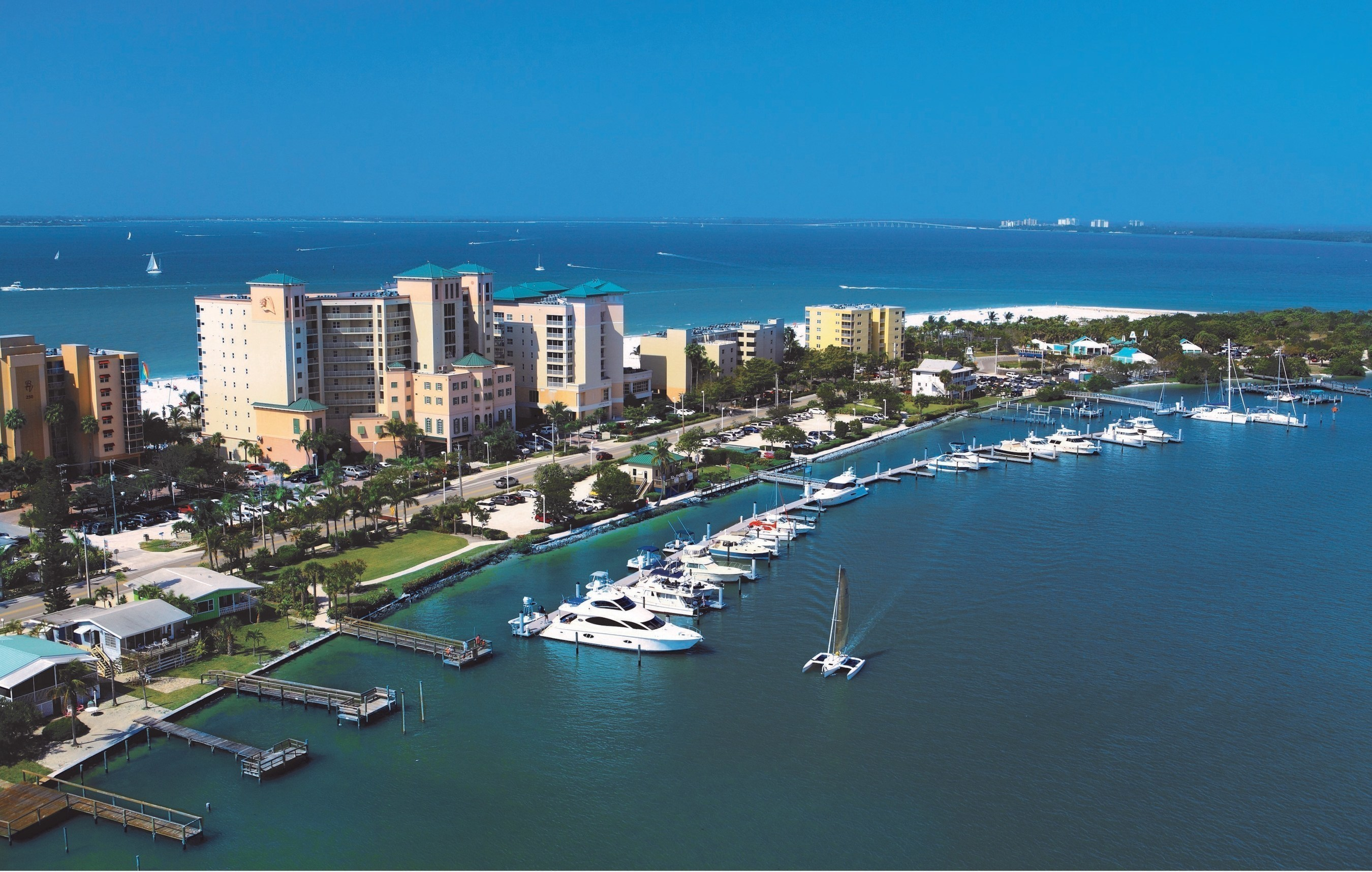 Pink Shell Beach Resort Marina Has Been Named One Of The Top 5 U S