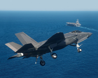 Lockheed Martin and partner Michelin North America will manage all Naval aviation tires, including an option for all variants of the F-35 Lightning II tires.