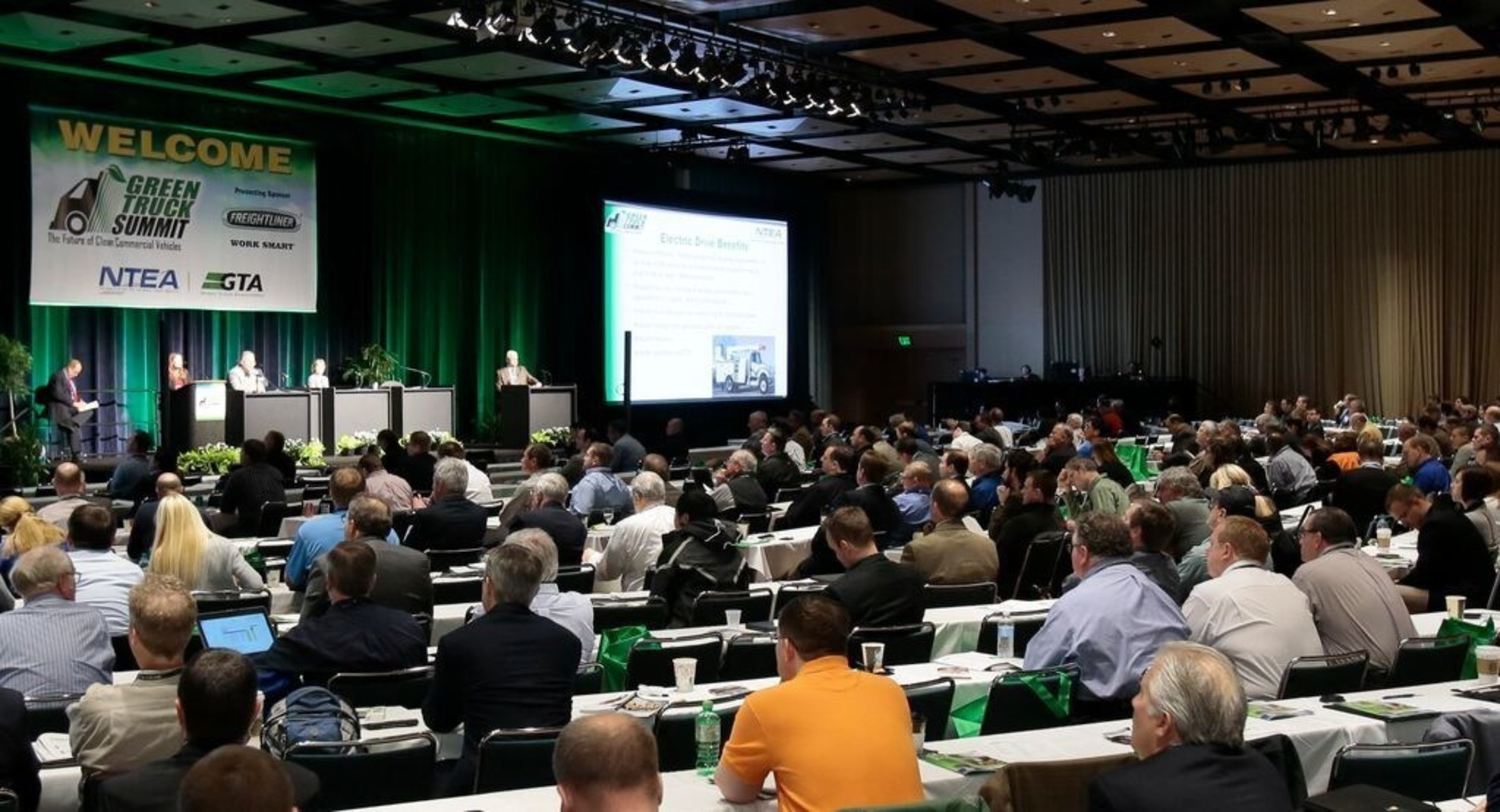 New Green Truck Summit schedule provides more educational opportunities than ever before