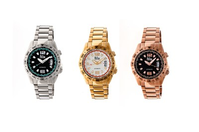Reign Timepieces Caruso Collection. (RN2401, RN2402, RN2403)