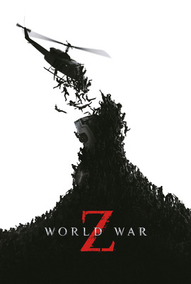 World War Z in theaters June 21, 2013.  (PRNewsFoto/Paramount Pictures Corporation)