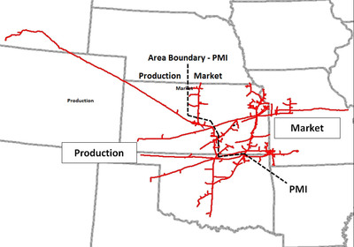 Southern Star Announces an Open Season for the 2014 System Expansion.  (PRNewsFoto/Southern Star Central Gas Pipeline, Inc.)
