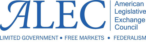 ALEC Logo.  (PRNewsFoto/American Legislative Exchange Council)