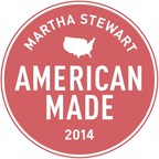 Martha Stewart American Made 2014 Logo