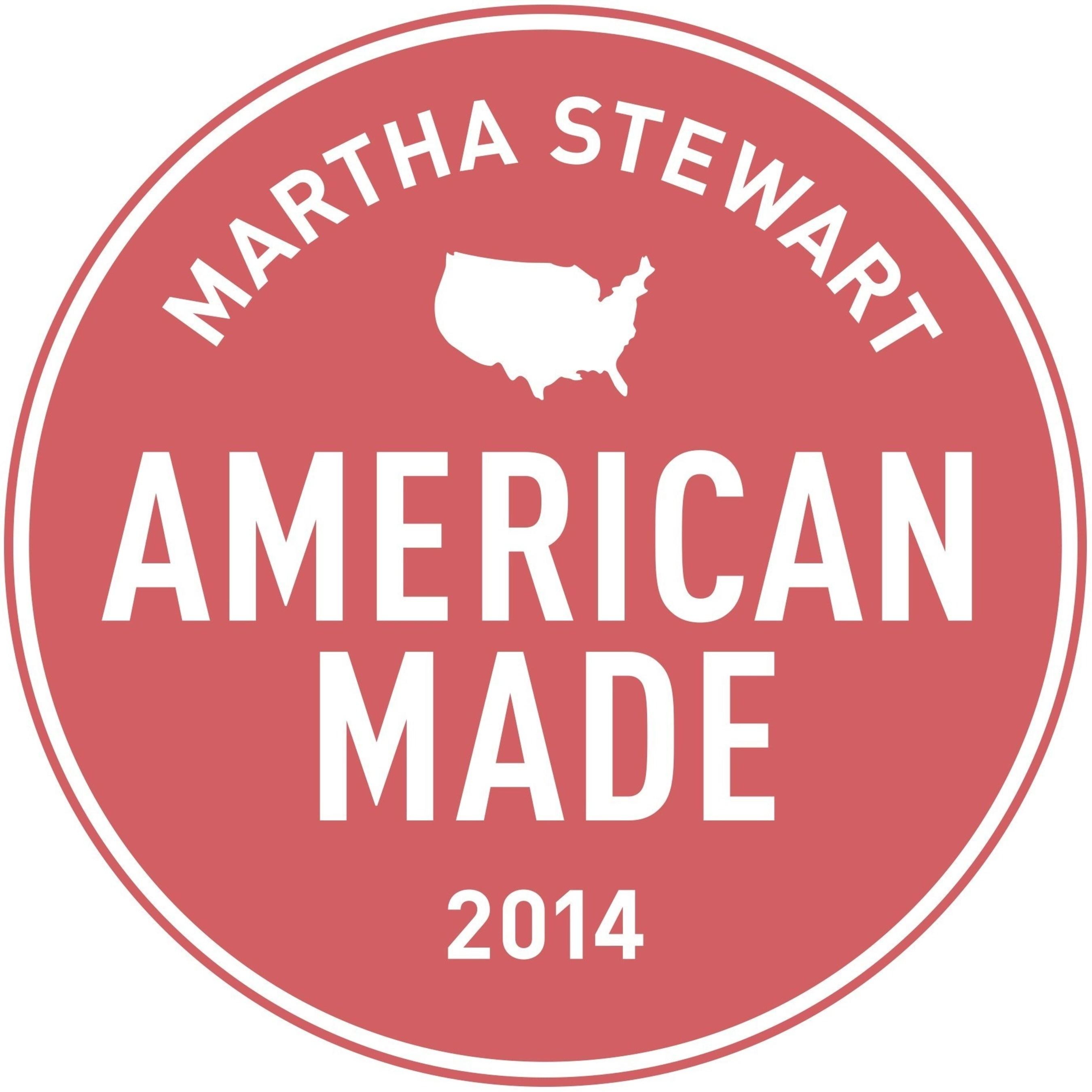 Martha Stewart American Made 2014 Logo