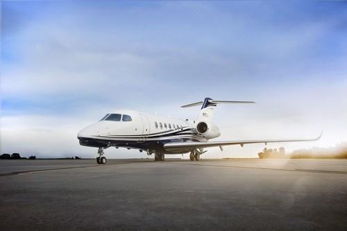 (c)Textron Aviation (PRNewsFoto/Aircelle (Safran)) (PRNewsFoto/Aircelle (Safran))