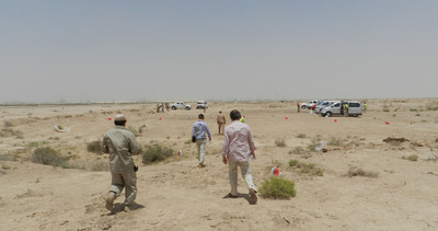 Work on site for the highly anticipated Basra Oil and Gas International Free Zone (BIOGH) officially began on Sunday June 16, 2013.  (PRNewsFoto/BIOGH)