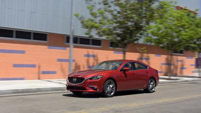 Seeking the Finer Things in Life: 2017 Mazda6 Makes Global Debut